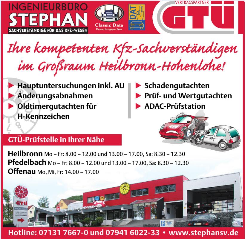 Ingenieurbüro Stephan