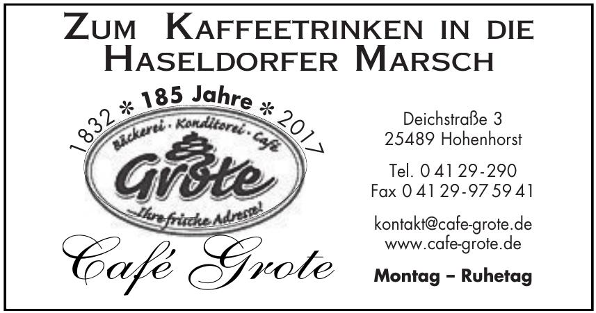Café Grote