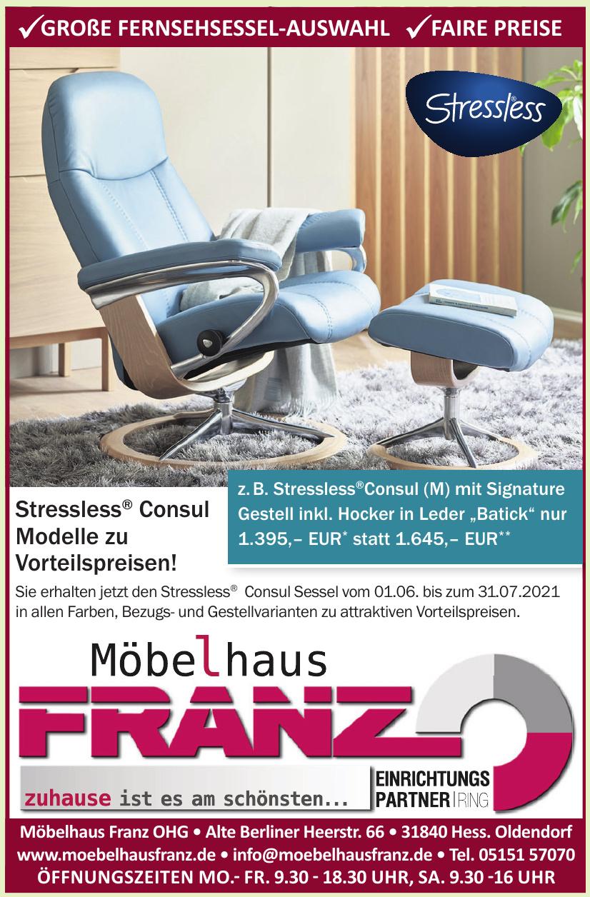 Möbelhaus Franz OHG