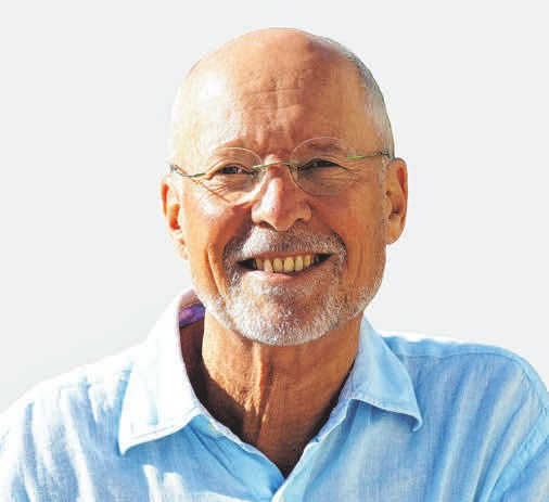 Dr. Ruediger Dahlke. Fotos: pr