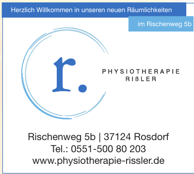 Physiotherapie Rißler