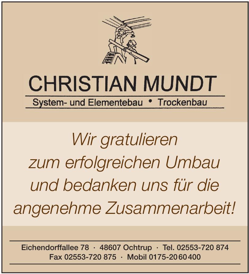Christian Mundt