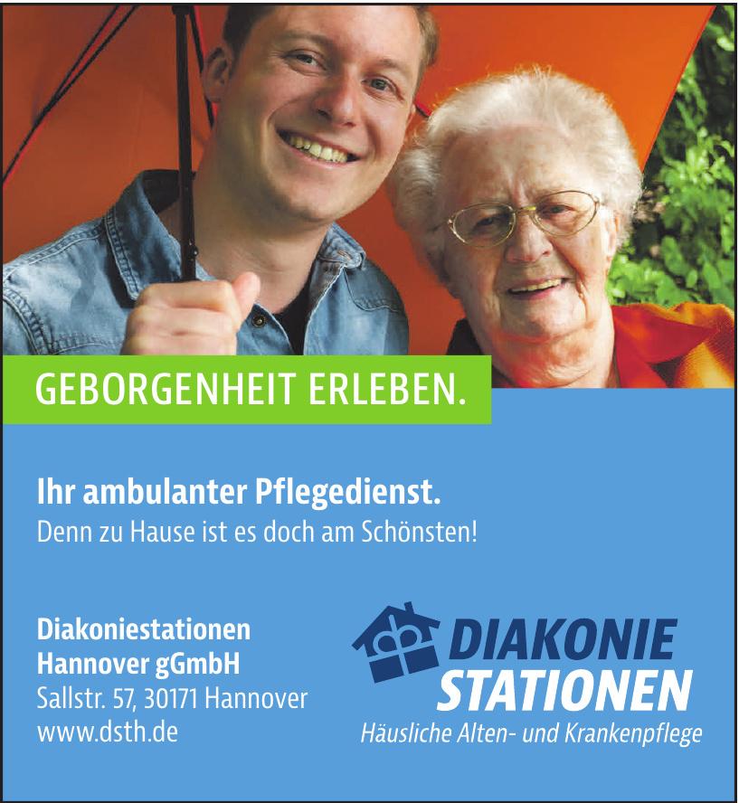 Diakoniestation Herrenhausen / Nordstadt