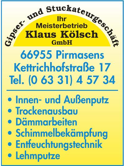 Klaus Kölsch GmbH