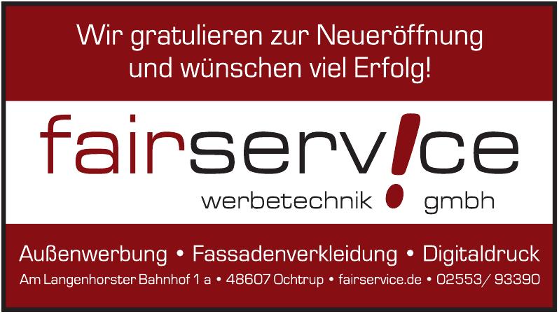 Fairservice Werbetechnik GmbH