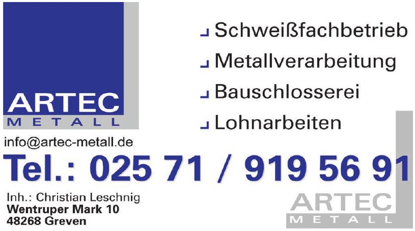 Artec Metall