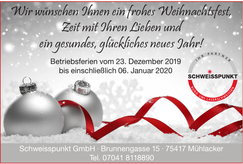 Schweisspunkt GmbH