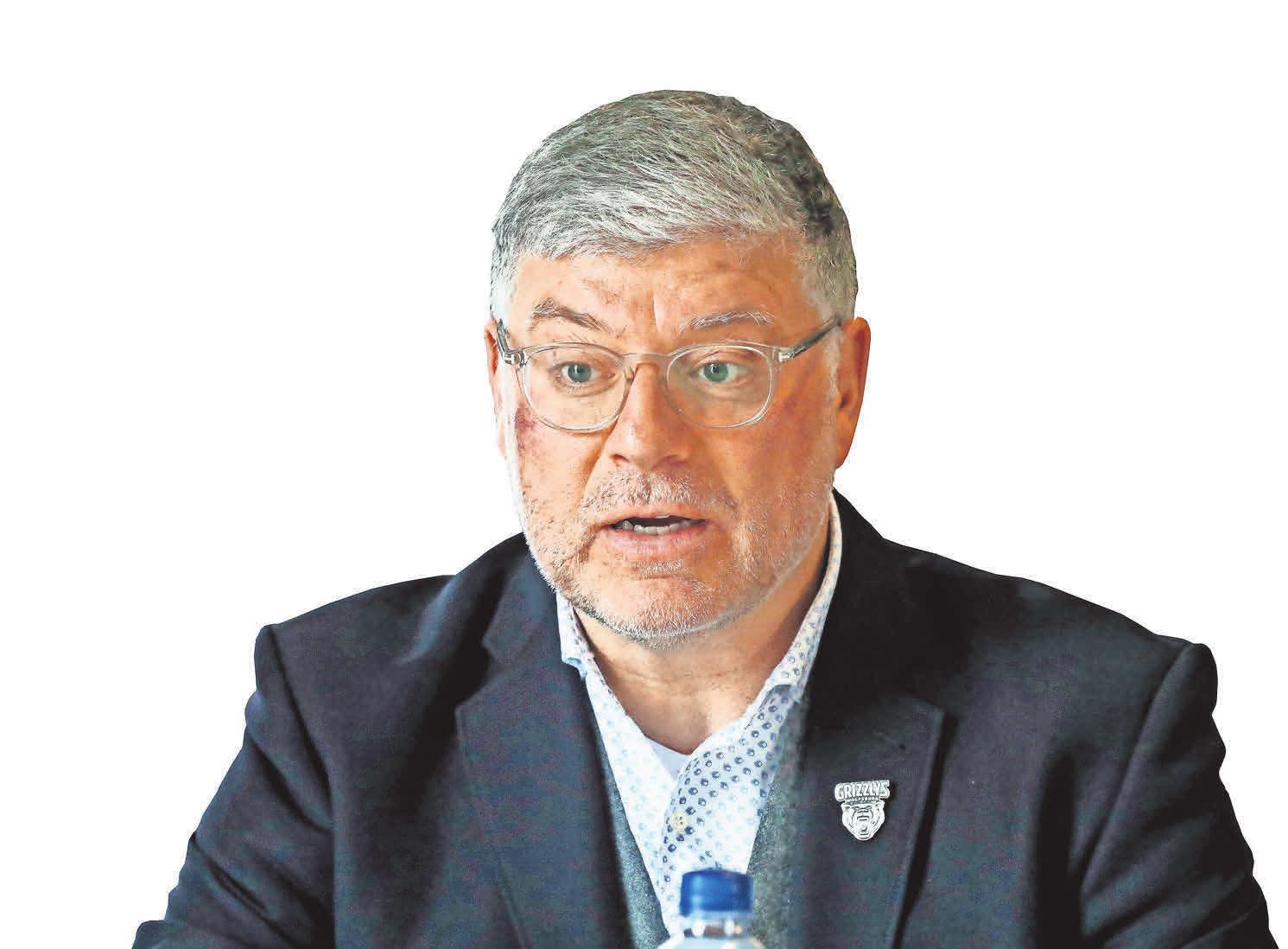 Pat Cortina, Grizzlys Wolfsburg