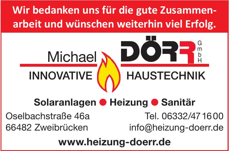 Innovative Haustechnik Michael Dörr GmbH