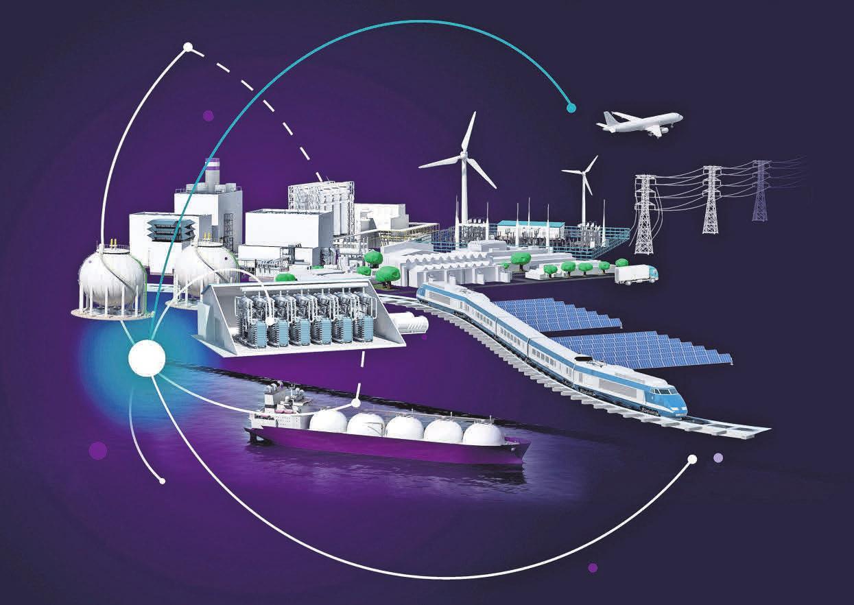 Siemens Energy und Siemens Mobility wollen Wasserstoffsysteme für Züge entwickeln. Da sind qualifizierte Ingenieure mit IT-Wissen richtig.