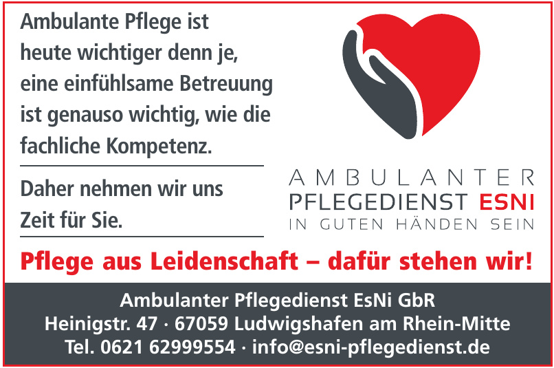 Ambulanter Pflegedienst EsNi GbR