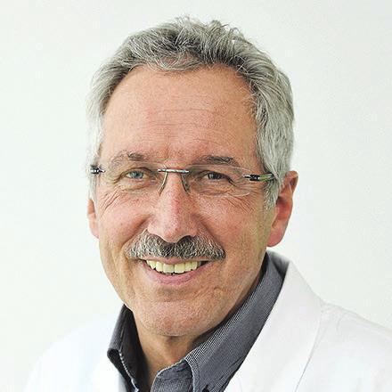 Kliniken der Kreisspitalstiftung<br>Prof. Dr. Ralf Eisele