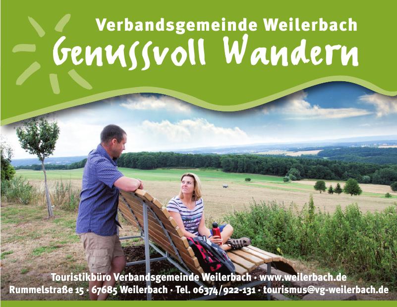 Touristikbüro Verbandsgemeinde Weilerbach