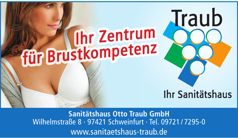 Sanitätshaus Otto Traub GmbH