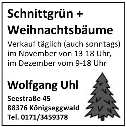 Wolfgang Uhl