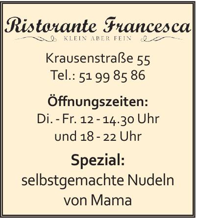 Ristorante Francesca