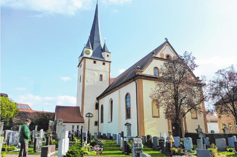 Pfarrkirche Maria Himmelfahrt FOTO: MARIA EGGSEDER