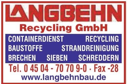 Langbehn Recycling GmbH
