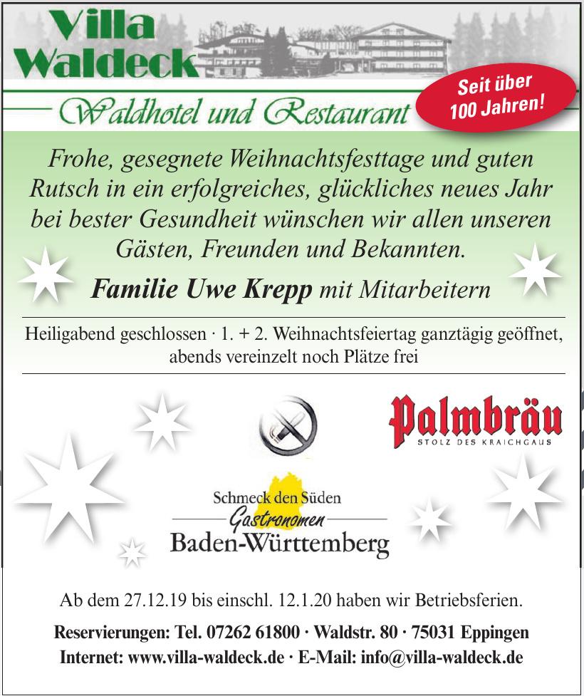 Villa Waldeck