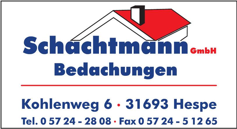 Schachtmann GmbH Bedachungen