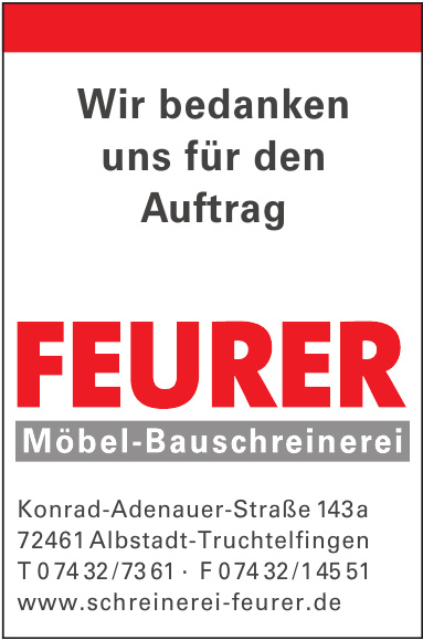Feurer Möbel-Bauschreinerei