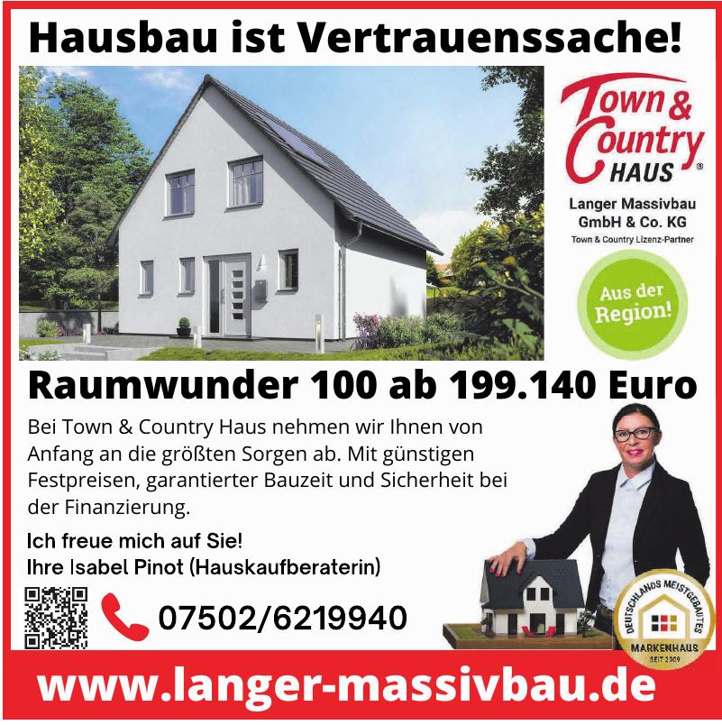 Langer Massivbau GmbH & Co.