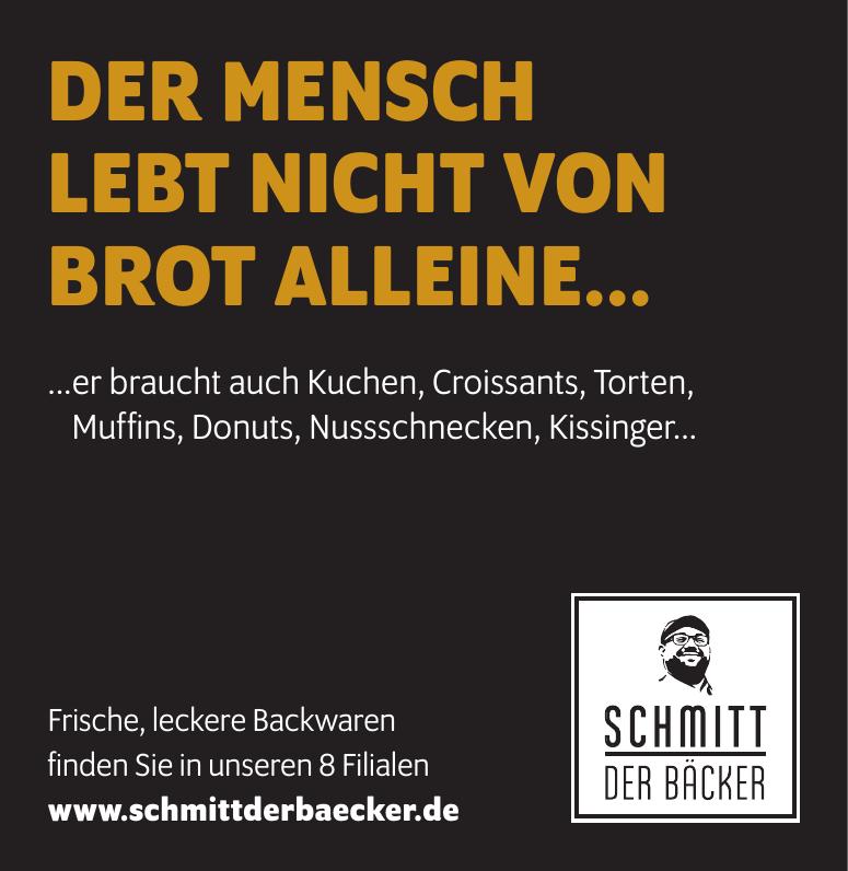 Schmitt Der Bäcker