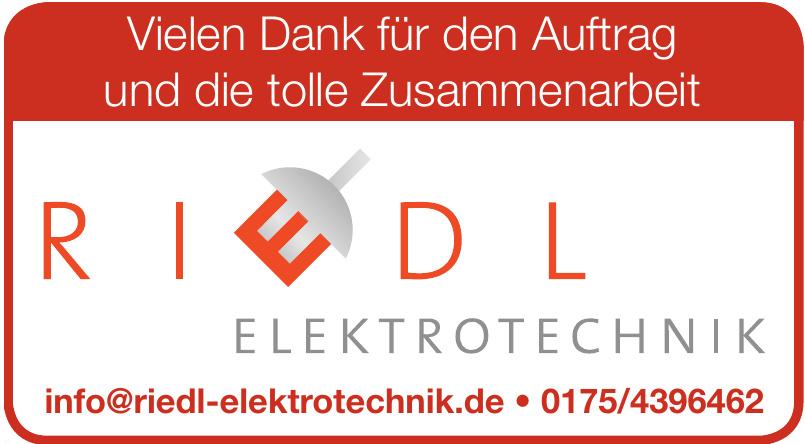 Riedl Elektrotechnik