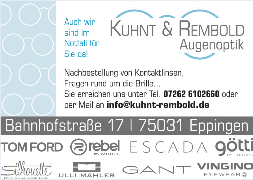 Kuhnt & Rembold Augenoptik