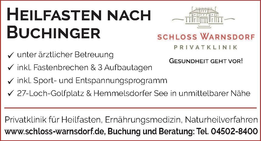 Privatklinik Schloß Wrnsdorf