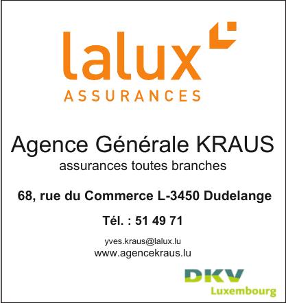 La Lux - Agence Générale KRAUS