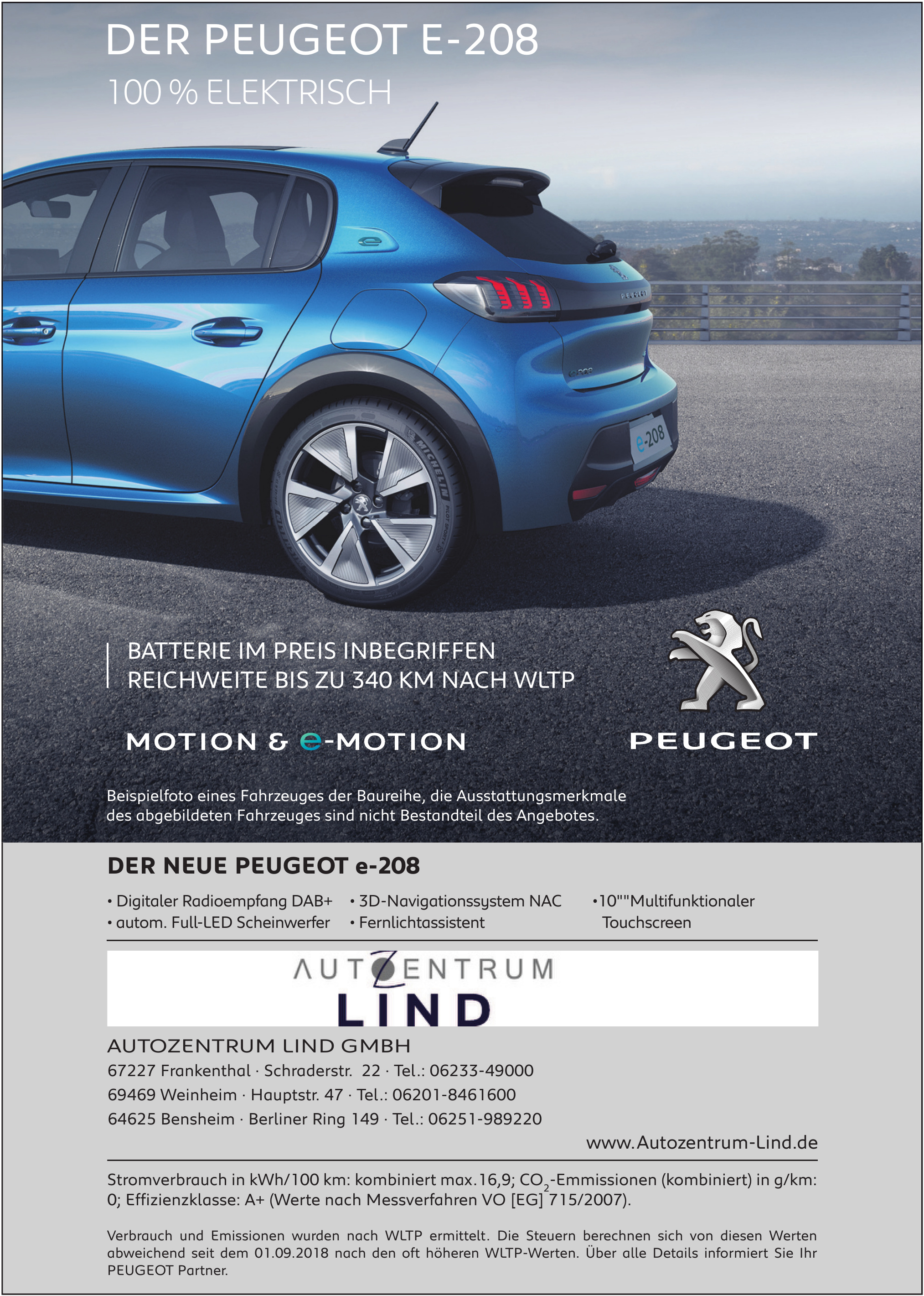 Autozentrum Lind GmbH
