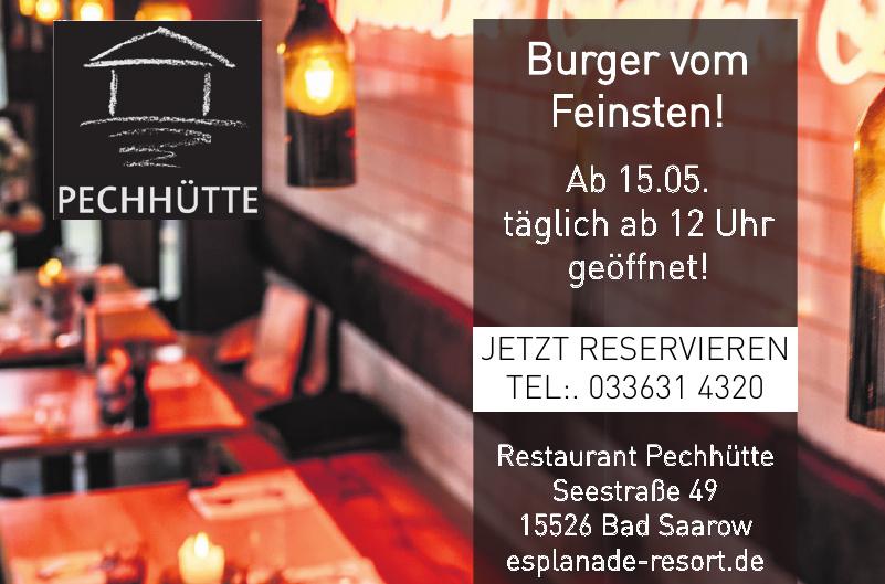 Hotel Esplanade Bad Saarow GmbH