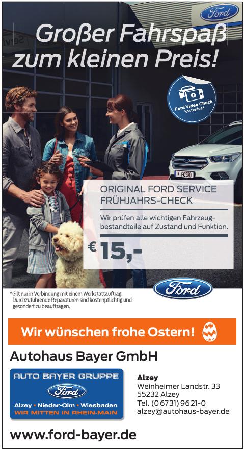 Autohaus Bayer GmbH