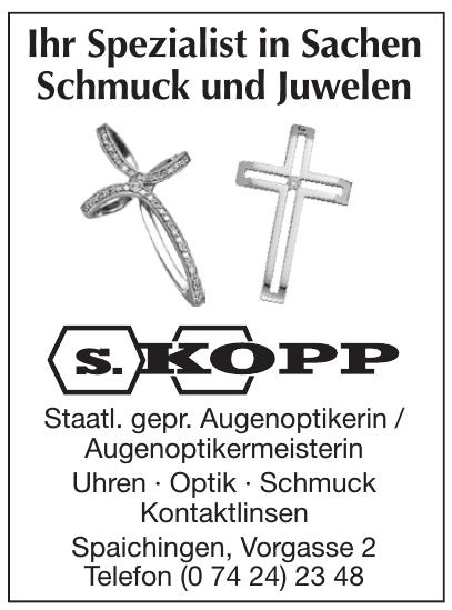 S. Kopp
