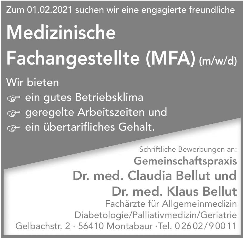Gemeinschaftspraxis Dr. med. Claudia Bellut und Dr. med. Klaus Bellut