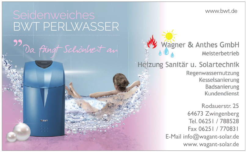 Wagner & Anthes GmbH