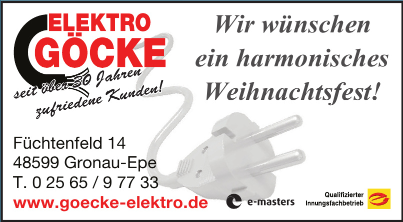 Elektro Göcke