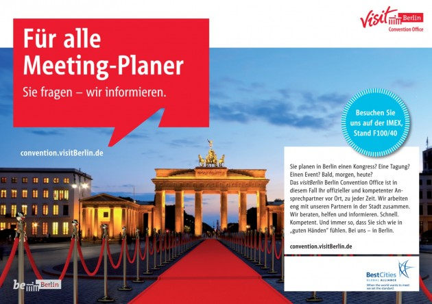 Convention Visit Berlin