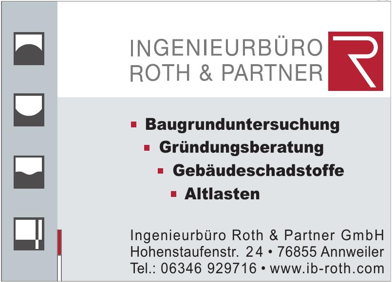 Ingenieurbüro Roth & Partner GmbH