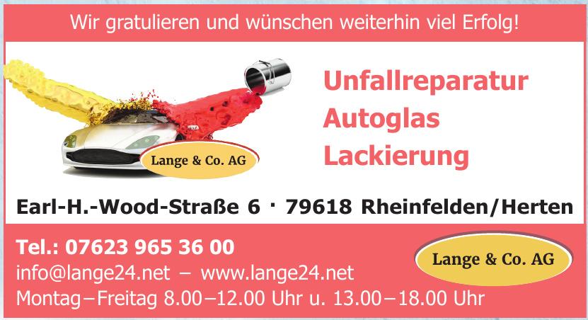 Lange & Co. AG