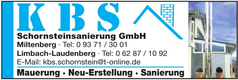 KBS Schornsteinsanierung GmbH