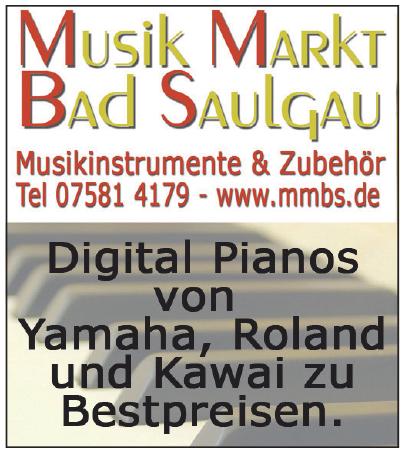 Musik Markt Bad Saulgau