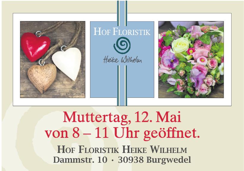 Hof Floristik Heike Wilhelm