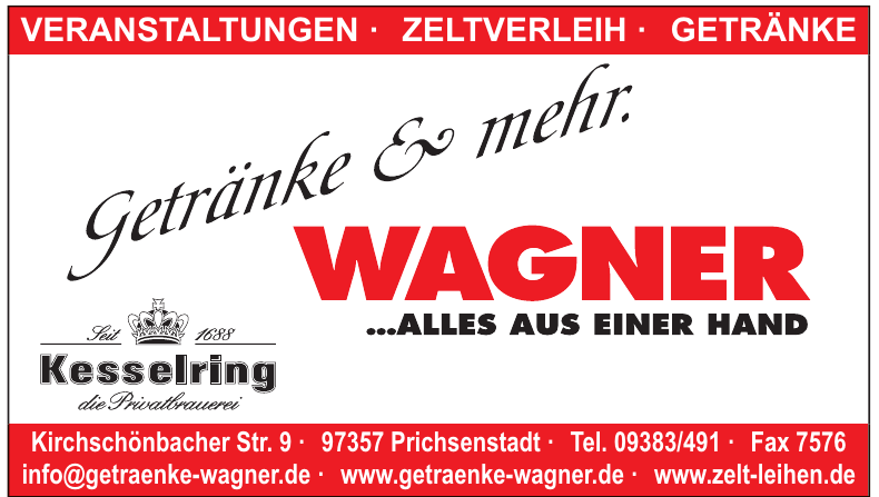 Getränke Wagner GmbH