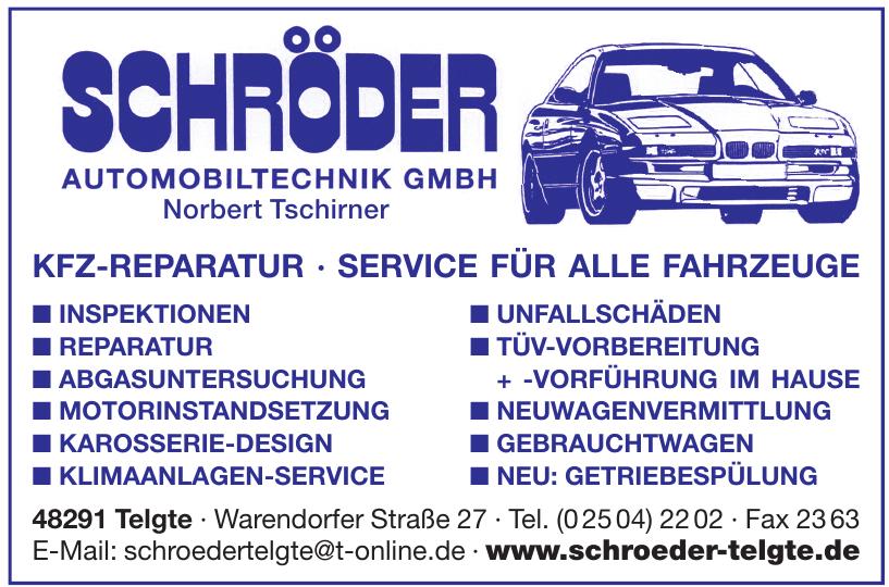 Schröder Automobiltechnik GmbH