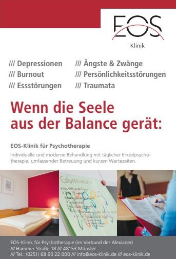 EOS-Klinik für Psychotherapie