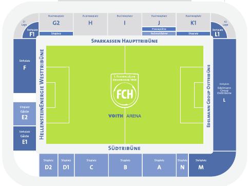 Die 2. Bundesliga 2019/20 – Neue, traditionsreiche und große Namen! Image 1