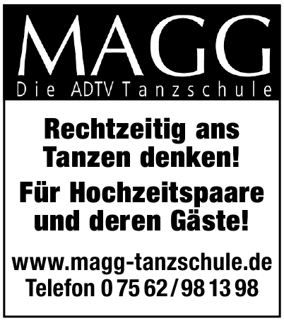Magg Tanzschule