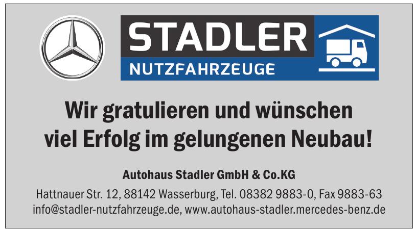 Autohaus Stadler GmbH & Co.KG